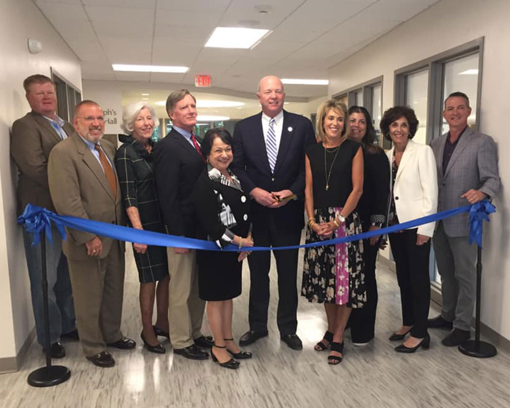 Academy of the Holy Names Celebrates New Classroom Addition