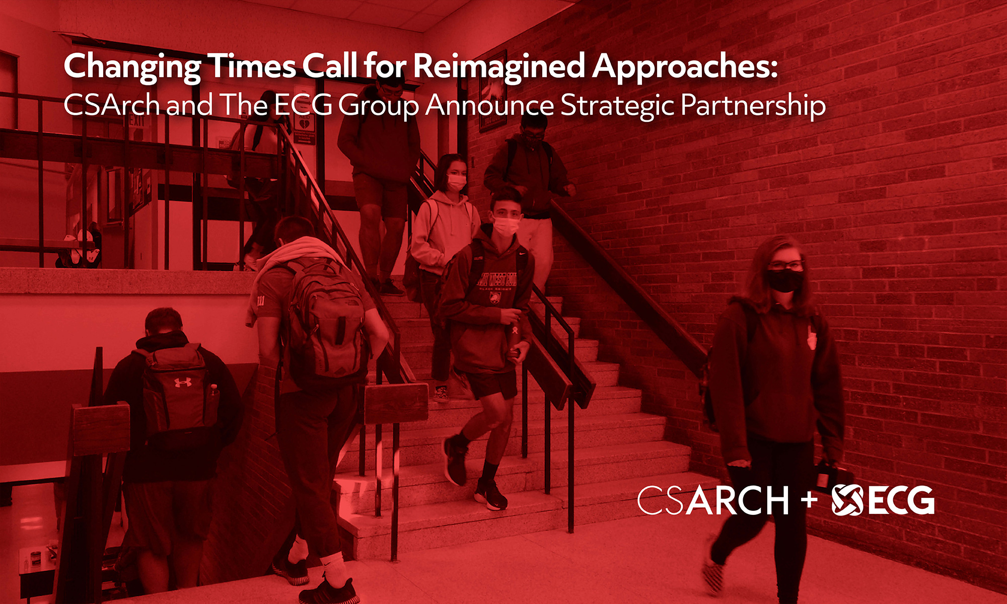 CSArch and ECG Strategic Partnership