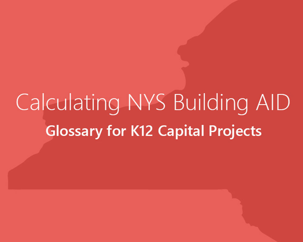 Calculating New York State Building Aid