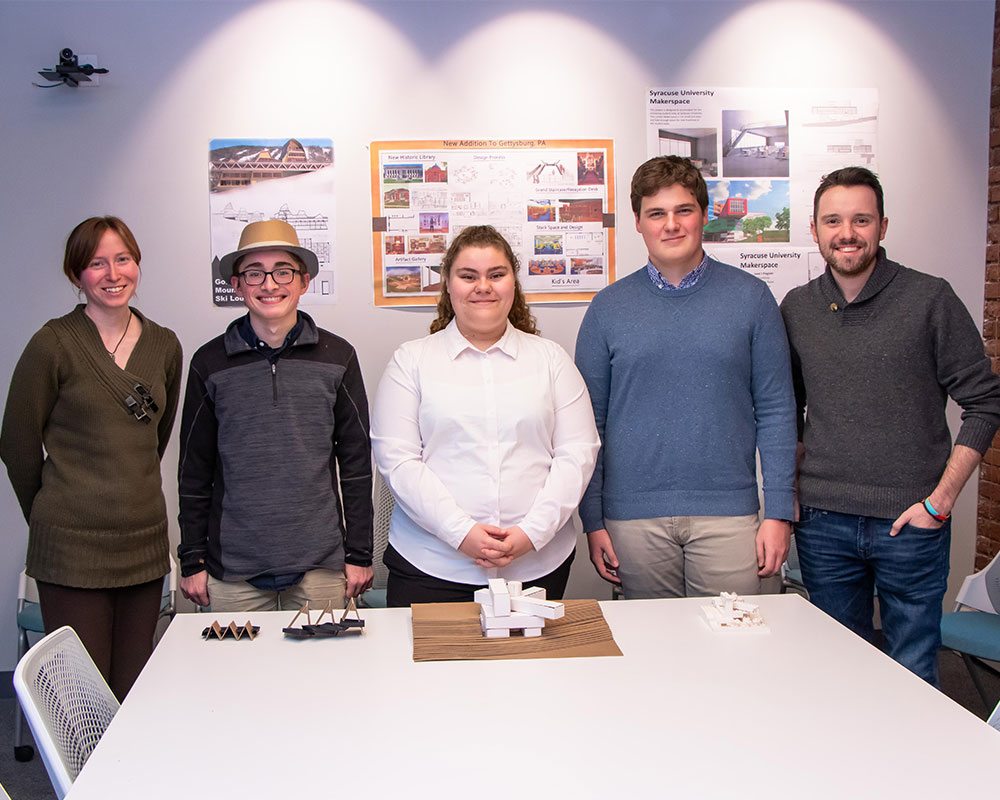 High School Students Conclude Successful Internship at CSArch