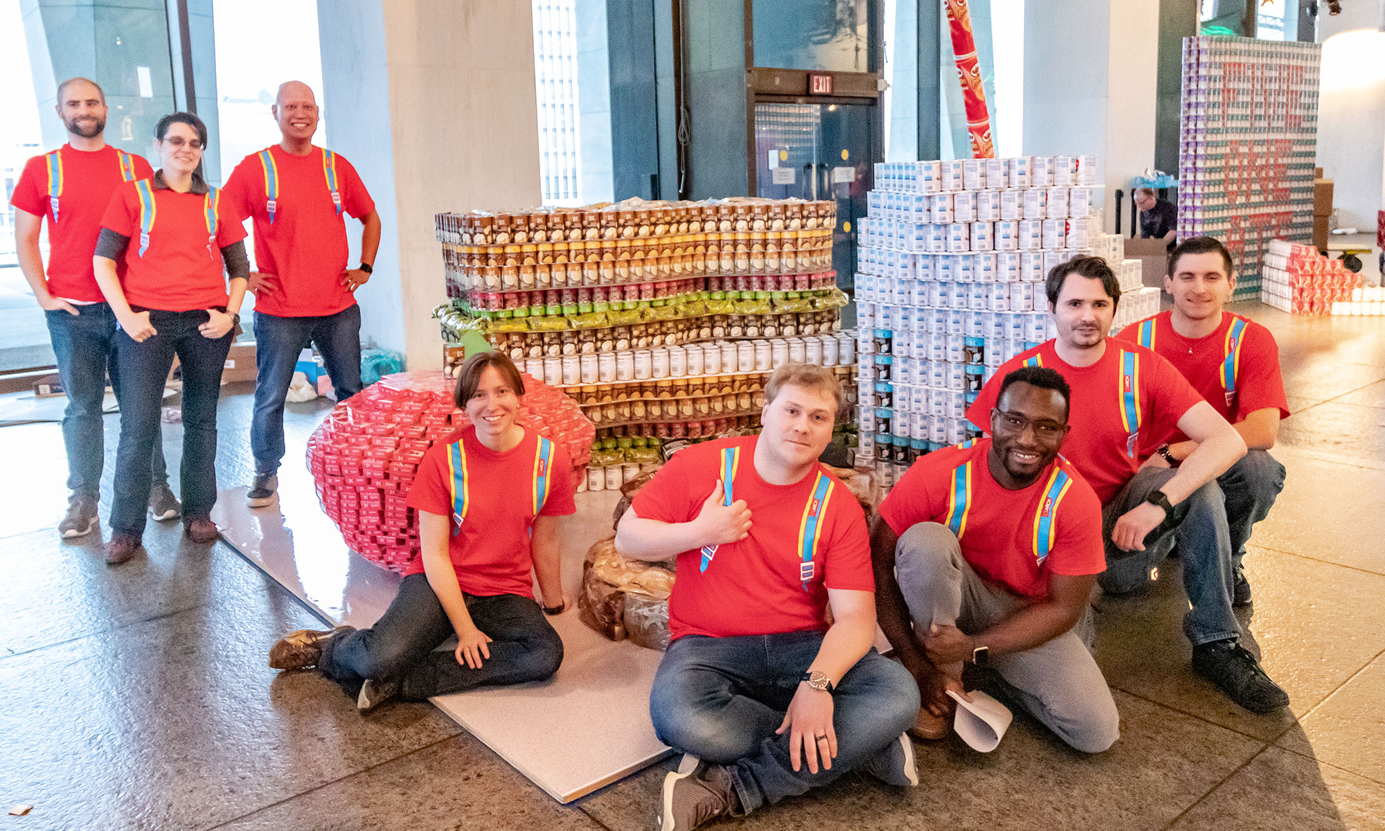 6 CANstruction 2020